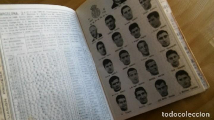 Coleccionismo deportivo: CALENDARIO DINAMICO FUTBOL LIGA AÑO 1967 - Foto 4 - 103745311