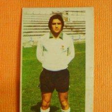 Coleccionismo deportivo: CROMO - FUTBOL - MONTENEGRO - SANTANDER.. - EDICIONES ESTE LIGA 75-76 - 1975-1976 - NUNCA PEGADO. Lote 103773391