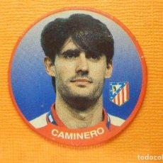Coleccionismo deportivo: CROMO -TAZO - FUTBOL - Nº 7 - CAMINERO - ATLÉTICO DE MADRID - DIARIO SPORT- SPORTAZOS 1994 -. Lote 103792775
