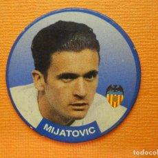 Coleccionismo deportivo: CROMO -TAZO - FUTBOL - Nº 9 - MIJATOVIC - VALENCIA - DIARIO SPORT- SPORTAZOS 1994 -. Lote 103793111