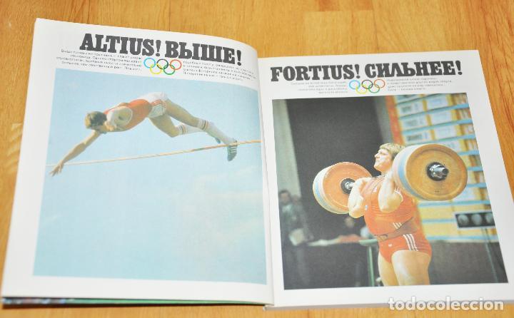 Coleccionismo deportivo: Calendario deportivo SPORT 1988a.URSS - Foto 2 - 108693847