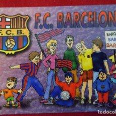Coleccionismo deportivo: CALENDARIO ALMANAQUE BARÇA - F.C. BARCELONA AÑO 2003 PUBLICIDAD. Lote 111326239