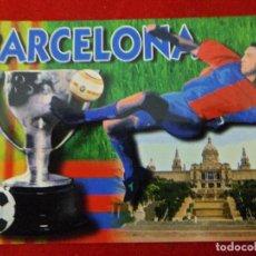 Coleccionismo deportivo: CALENDARIO ALMANAQUE BARÇA - F.C. BARCELONA AÑO 2009 PUBLICIDAD. Lote 122197291