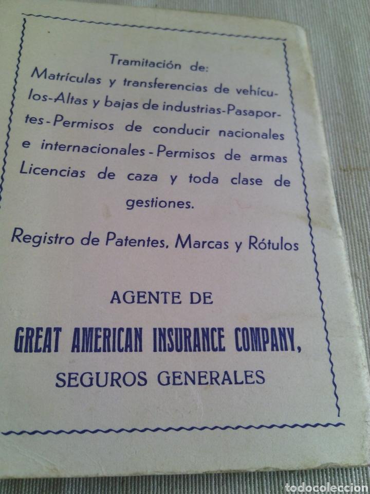Coleccionismo deportivo: CALENDARIO FUTBOL TEMPORADA 1973-1974.FRANCISCO RICO(GESTOR)ELCHE. - Foto 2 - 115731420