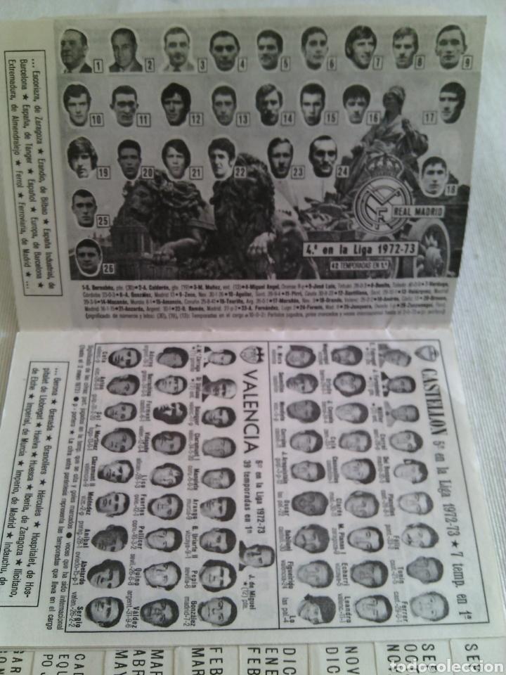Coleccionismo deportivo: CALENDARIO FUTBOL TEMPORADA 1973-1974.FRANCISCO RICO(GESTOR)ELCHE. - Foto 5 - 115731420