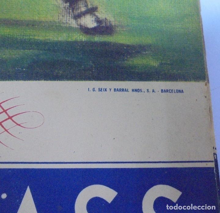 Coleccionismo deportivo: CALENDARIO DEPORTIVO. PUBLICITARIO GONZALEZ BYASS. 1945. COMPLETO. VER - Foto 15 - 117016543
