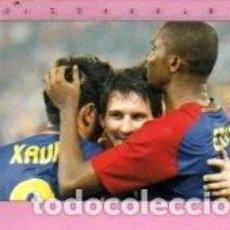 Coleccionismo deportivo: CALENDARIO DE FUTBOL BARCELONA MESSI DEL AÑO 2010 EXTRANJERO. Lote 122117635