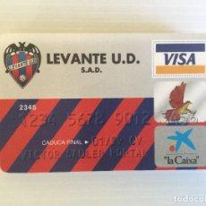 Coleccionismo deportivo: CALENDARIO LEVANTE UD 97/98 – LA CAIXA. Lote 124658111