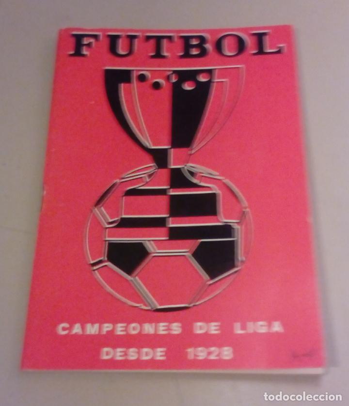 Coleccionismo deportivo: FUTBOL - CAMPEONES DE LIGA DESDE 1928 - CALENDARIO LLOMARA - HISTORIA DE LA LIGA - RESULTADOS-1973 - Foto 8 - 127192263