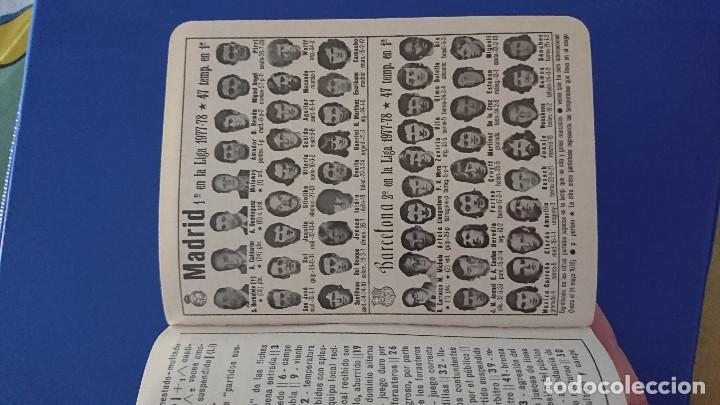 Coleccionismo deportivo: Calendario dinamico 1978 / 79 futbol con foto plantillas equipos y Calendario Imedio campeonato 1975 - Foto 4 - 129385739