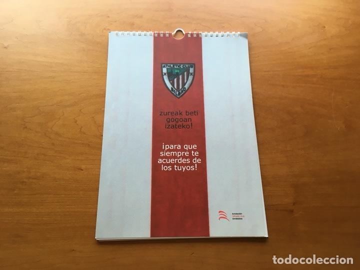 Athletic Club Bilbao Calendario.Calendario Pared Athletic Club Bilbao 12 Medea 12 Fotografias Emblematicas