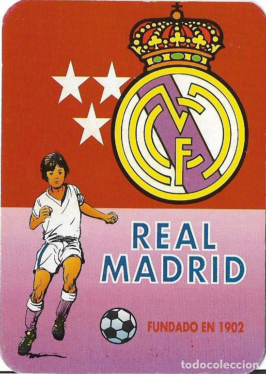 Real Madrid Calendario.Calendario De Bolsillo Real Madrid 1997