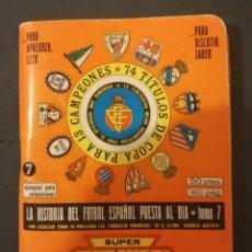 Coleccionismo deportivo: CALENDARIO DINAMICO TEMPORADA 77/78. Lote 133670282