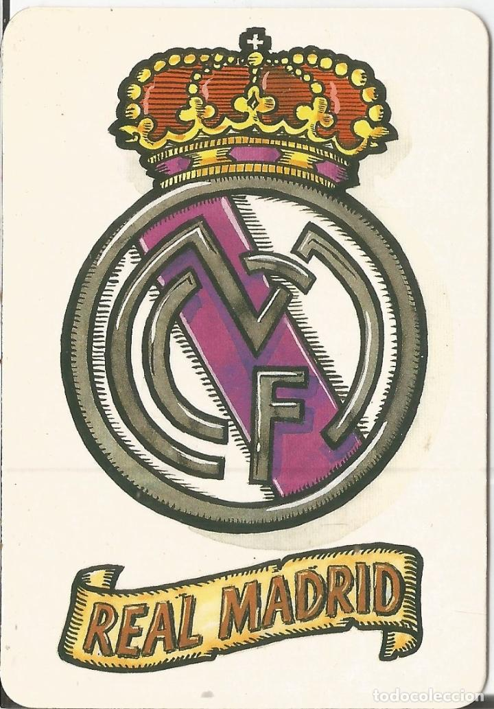 Real Madrid Calendario.Calendario De Bolsillo Real Madrid 1994