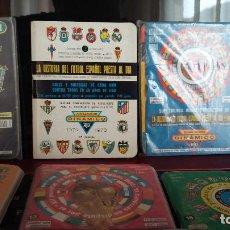 Coleccionismo deportivo: DINAMICOS - ANUARIOS 1971- 1980. Lote 135214358