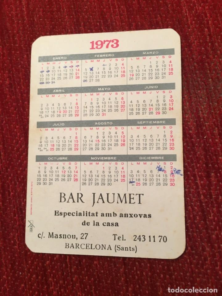 Calendario Del Barca.Cj401 Calendario Barca Barcelona Ano 1973
