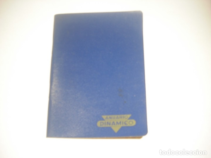 Coleccionismo deportivo: ANUARIO DINAMICO , SELECCION ESPAÑOLA 1958-1959 - Foto 2 - 141562402
