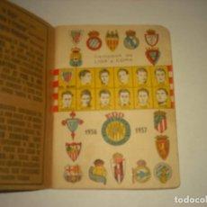 Coleccionismo deportivo: ANUARIO DINAMICO 1956-1957 . CAMPEON DE LIGA Y COPA.. Lote 141563350