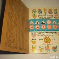 Coleccionismo deportivo: ANUARIO DINAMICO 1969- 1970.. Lote 141564390