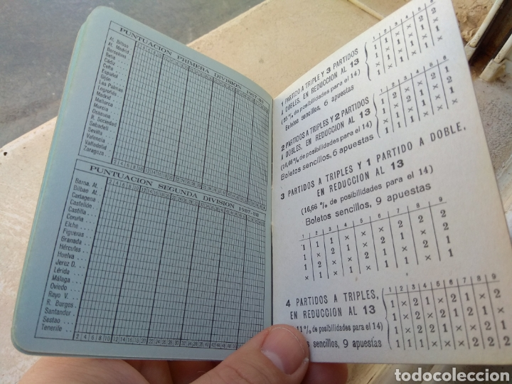 Coleccionismo deportivo: Calendario Fútbol Liga 1987 - 1988 Cerveza San Miguel - Alboraya Valencia - Raro - - Foto 6 - 141789949