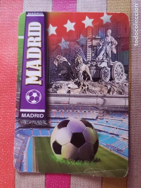 CALENDARIO REAL MDRID-CIBELES 2014 (Coleccionismo Deportivo - Documentos de Deportes - Calendarios)
