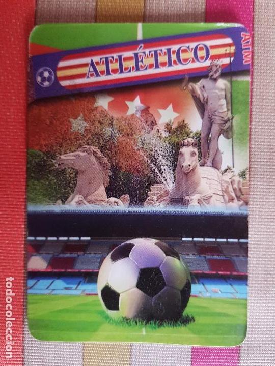 CALENDARIO ATLETICO DE MADRID-NEPTUNO 2014 (Coleccionismo Deportivo - Documentos de Deportes - Calendarios)
