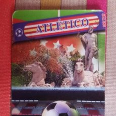 Coleccionismo deportivo: CALENDARIO ATLETICO DE MADRID-NEPTUNO 2014. Lote 146724238