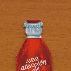 Coleccionismo deportivo: CALENDARIO DE LIGA 1968-1969, 68-69 - BITTER CINZANO SODA. Lote 147314754