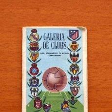Coleccionismo deportivo: CALENDARIO DE LIGA 1967-1968, 67-68 - GALERIA DE CLUBS -LOS CHIQUITOS, MAURICIO, VER FOTOS ADICIONAL. Lote 147316394