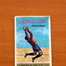 Coleccionismo deportivo: CALENDARIO DE LIGA 1968-1969, 68-69 - GALERIA DE CLUBS - BODEGAS MUÑIZ - VER FOTOS ADICIONALES. Lote 147319066