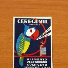Coleccionismo deportivo: CEREGUMIL - FÚTBOL - CALENDARIO DE LIGA 1955-1956, 55-56 DE SEGUNDA DIVISIÓN 2º GRUPO. Lote 147338754