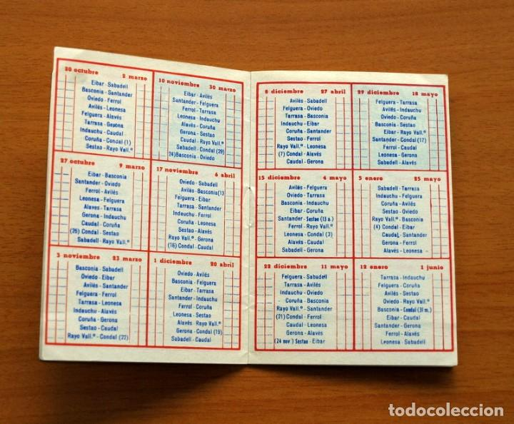 Coleccionismo deportivo: Calendario de liga 1957-1958, 57-58 - Vermut Martini Rossi - Foto 5 - 147456346