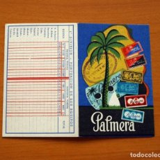 Coleccionismo deportivo: CALENDARIO DE LIGA 1946-1947, 46-47 - HOJAS DE AFEITAR PALMERA. Lote 147460906