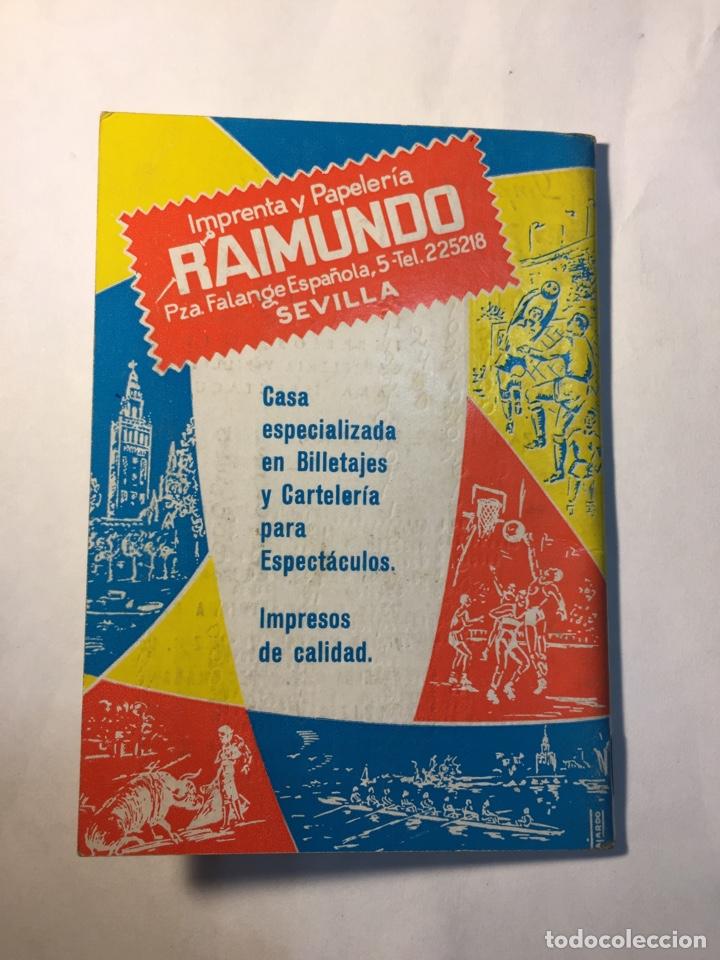Coleccionismo deportivo: Calendario Nacional de Liga,(1967/1968). - Foto 5 - 147777637