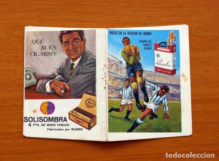 CALENDARIO DE LIGA 1967-1968, 67-68 - CIGARRILLOS RUMBO (Coleccionismo Deportivo - Documentos de Deportes - Calendarios)