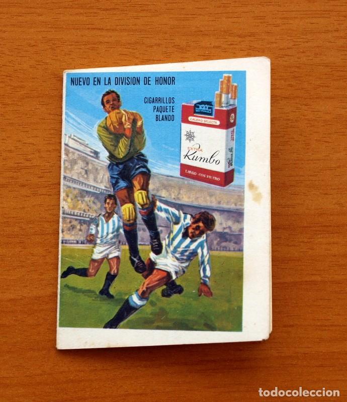 Coleccionismo deportivo: Calendario de Liga 1967-1968, 67-68 - Cigarrillos RUMBO - Foto 2 - 148053126