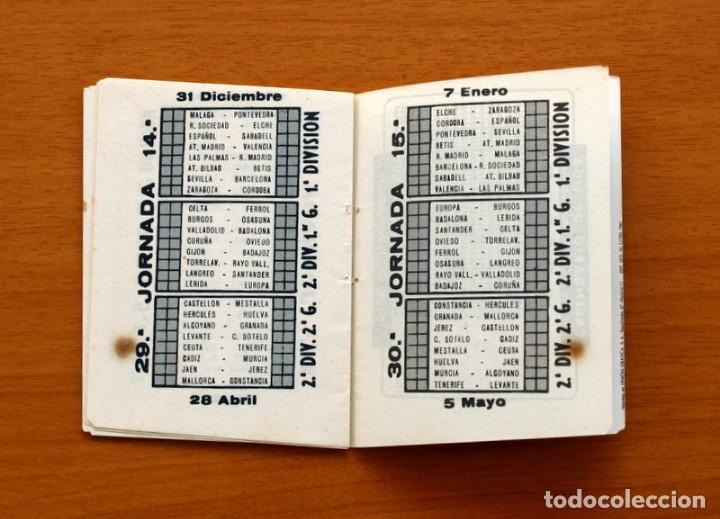 Coleccionismo deportivo: Calendario de Liga 1967-1968, 67-68 - Cigarrillos RUMBO - Foto 9 - 148053126