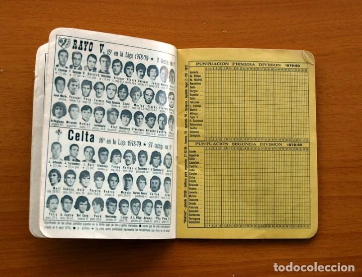 Coleccionismo deportivo: Calendario de liga 1979-1980, 79-80 - Francisco Rico Pintor, Gestor administrativo - ELCHE - Foto 6 - 148258202