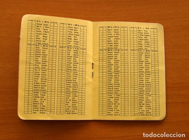 Coleccionismo deportivo: Calendario de liga 1979-1980, 79-80 - Francisco Rico Pintor, Gestor administrativo - ELCHE - Foto 7 - 148258202