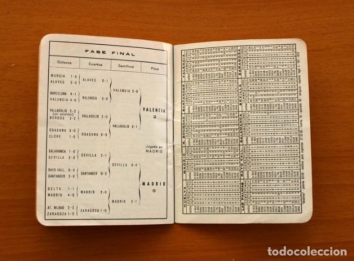 Coleccionismo deportivo: Calendario de liga 1979-1980, 79-80 - Francisco Rico Pintor, Gestor administrativo - ELCHE - Foto 10 - 148258202