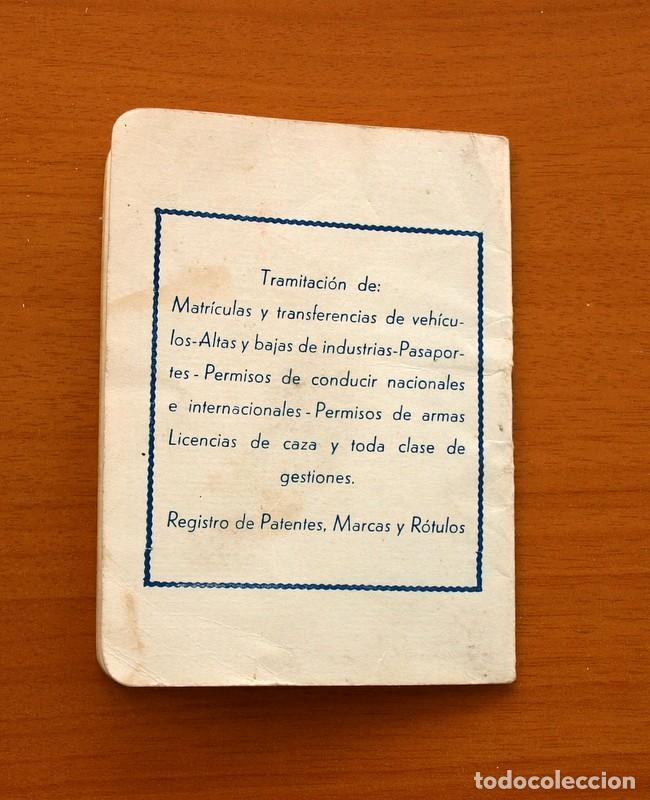 Coleccionismo deportivo: Calendario de liga 1979-1980, 79-80 - Francisco Rico Pintor, Gestor administrativo - ELCHE - Foto 11 - 148258202