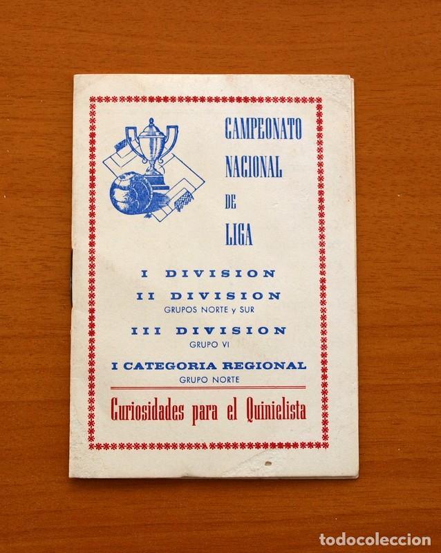 Coleccionismo deportivo: Calendario de liga 1979-1980, 79-80 - Francisco Rico Pintor, Gestor administrativo - ELCHE - Foto 12 - 148258202