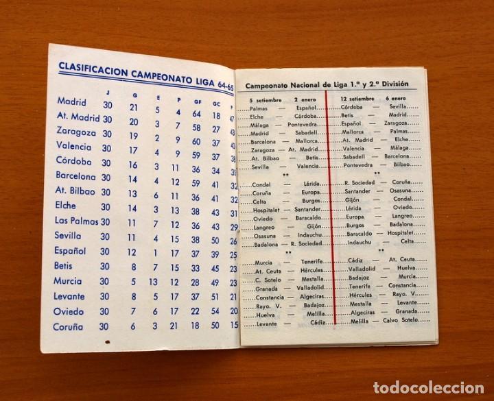 Coleccionismo deportivo: Calendario de liga 1979-1980, 79-80 - Francisco Rico Pintor, Gestor administrativo - ELCHE - Foto 13 - 148258202