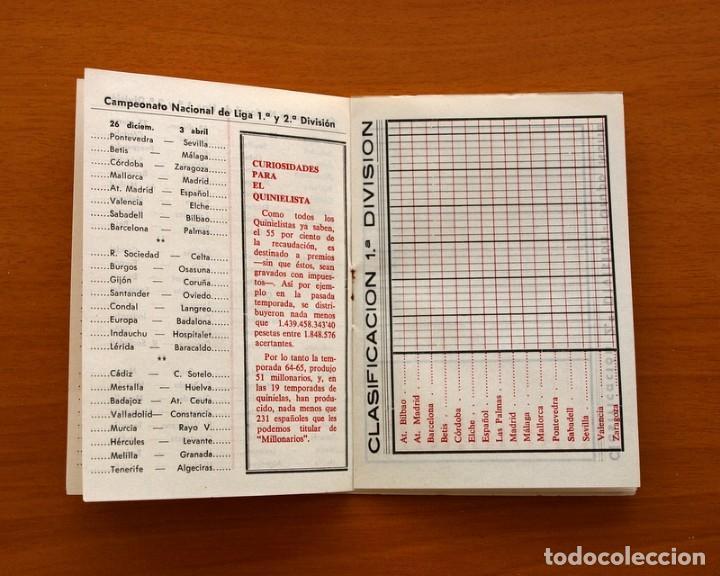Coleccionismo deportivo: Calendario de liga 1979-1980, 79-80 - Francisco Rico Pintor, Gestor administrativo - ELCHE - Foto 17 - 148258202