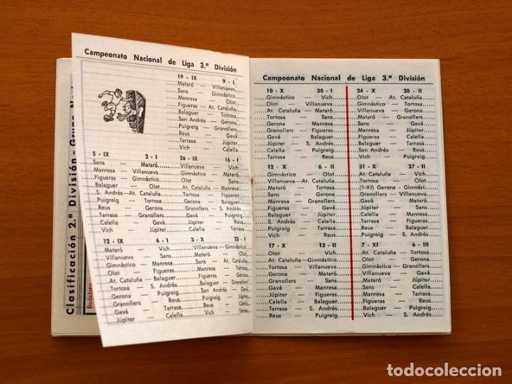 Coleccionismo deportivo: Calendario de liga 1979-1980, 79-80 - Francisco Rico Pintor, Gestor administrativo - ELCHE - Foto 19 - 148258202