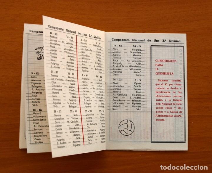 Coleccionismo deportivo: Calendario de liga 1979-1980, 79-80 - Francisco Rico Pintor, Gestor administrativo - ELCHE - Foto 20 - 148258202