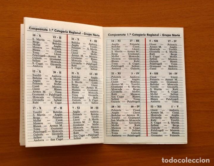 Coleccionismo deportivo: Calendario de liga 1979-1980, 79-80 - Francisco Rico Pintor, Gestor administrativo - ELCHE - Foto 22 - 148258202