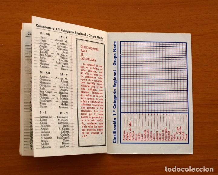Coleccionismo deportivo: Calendario de liga 1979-1980, 79-80 - Francisco Rico Pintor, Gestor administrativo - ELCHE - Foto 23 - 148258202
