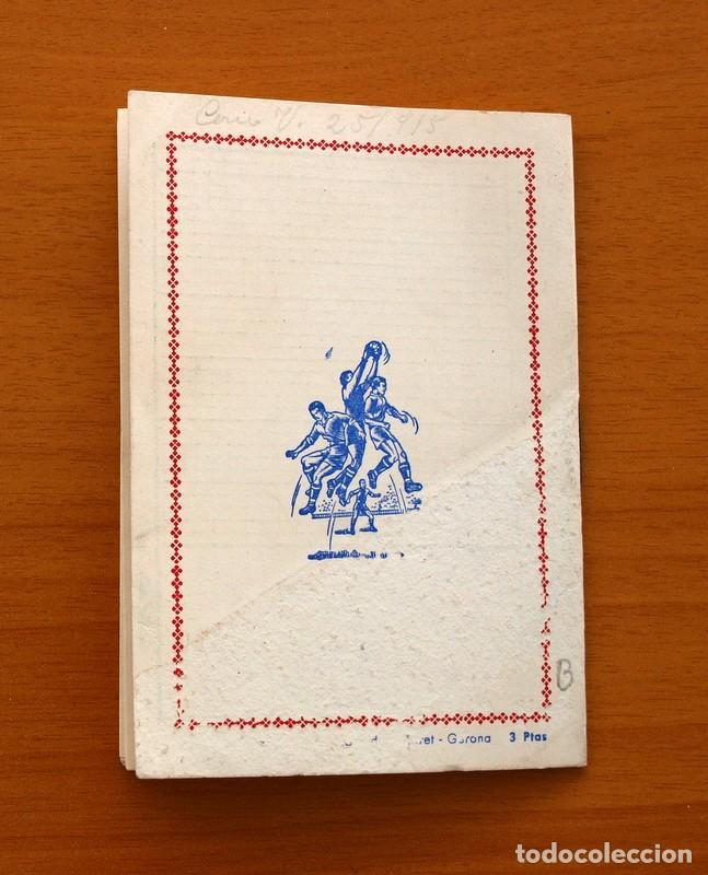 Coleccionismo deportivo: Calendario de liga 1979-1980, 79-80 - Francisco Rico Pintor, Gestor administrativo - ELCHE - Foto 24 - 148258202