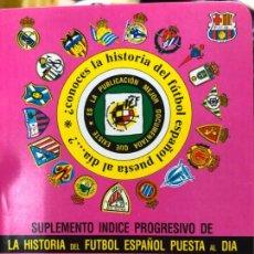 Collectionnisme sportif: CALENDARIO DINAMICO LIGA FUTBOL 1998-1999. Lote 152023818